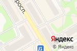 Схема проезда до компании Киви в Краснокамске