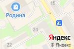 Схема проезда до компании Радуга в Краснокамске