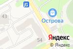 Схема проезда до компании Краснокамскавтоучкомбинат, АНО ДПО в Краснокамске