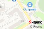 Схема проезда до компании Эльф в Краснокамске
