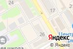 Схема проезда до компании Планета здоровья в Краснокамске