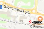 Схема проезда до компании Краснокамск в Краснокамске