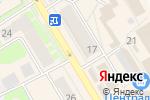 Схема проезда до компании Магазин товаров смешанного типа в Краснокамске