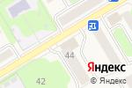Схема проезда до компании Очумелые ручки в Краснокамске