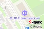 Схема проезда до компании Краснокамская специализированная детско-юношеская спортивная школа по самбо и дзюдо в Краснокамске