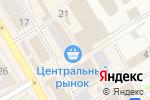 Схема проезда до компании Пироман в Краснокамске