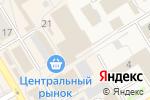 Схема проезда до компании Магазин фруктов и овощей в Березниках