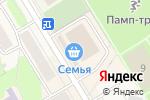 Схема проезда до компании Мармелад в Краснокамске