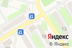 Схема проезда до компании Флагман в Краснокамске