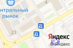 Схема проезда до компании ВЕТЛАН в Краснокамске