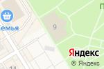 Схема проезда до компании Районный дворец культуры в Краснокамске