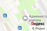 Схема проезда до компании Администрация Краснокамского муниципального района в Краснокамске