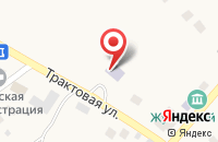 Схема проезда до компании Теремок в Жуково