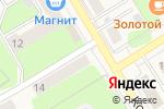 Схема проезда до компании Магазин оптики в Краснокамске