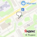 Магазин салютов Краснокамск- расположение пункта самовывоза