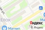 Схема проезда до компании Детская поликлиника в Краснокамске