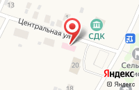 Схема проезда до компании Почтовое отделение в Енгалышево