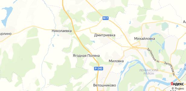 Ясный на карте