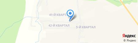 Свежий воздух на карте Большакино