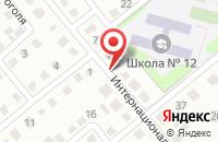 Схема проезда до компании СтройДом в Кумертау