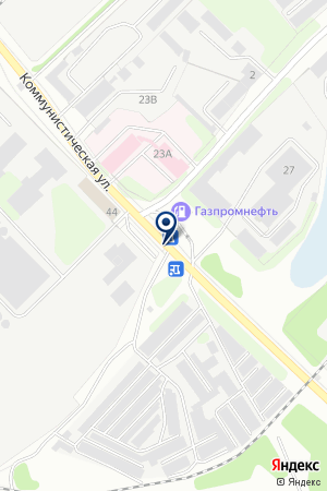 АВТОКОЛОННА АТБ 2 на карте Краснокамска