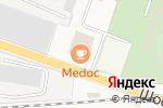 Схема проезда до компании Центр мебели в Краснокамске