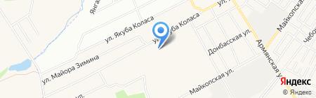 Оконный профиль на карте Уфы