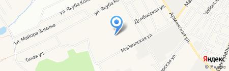 Альянс-М на карте Уфы