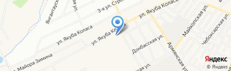 Эластпром на карте Уфы