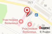 Схема проезда до компании Скорая медицинская помощь в Дмитриевке