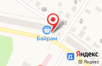 Схема проезда до компании ДубRava в Дмитриевке