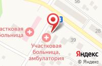 Схема проезда до компании Дмитриевское сельское потребительское сообщество в Дмитриевке