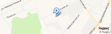 Эксимторг на карте Уфы