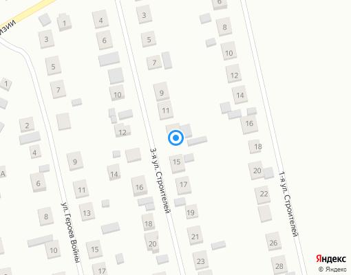 Жилищно-строительный кооператив «Наш Дом» на карте Уфы