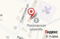 Схема проезда до компании Дмитриевский сельский совет в Дмитриевке