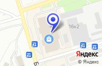Схема проезда до компании ХЛЕБОКОМБИНАТ в Кумертау