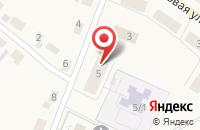 Схема проезда до компании Qiwi в Дмитриевке
