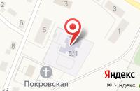 Схема проезда до компании Березка в Дмитриевке