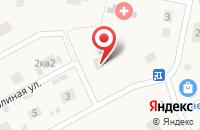 Схема проезда до компании РемонтСтрой в Чернолесовском