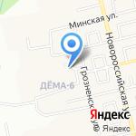 Управление по вопросам миграции УМВД России по Республике Башкортостан на карте Уфы