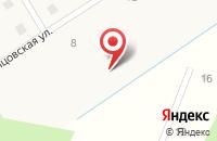 Схема проезда до компании Строгановский Посад в Култаево