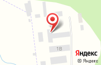 Схема проезда до компании Автоцентр в Дмитриевке