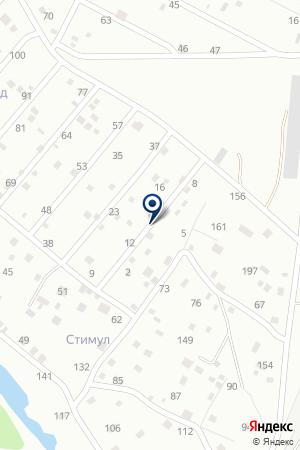 ГРЭС ТРК № 9 ЦЕНТРАЛЬНЫЙ ТЕПЛОВОЙ ПУНКТ № 5 на карте Губахи