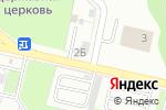 Схема проезда до компании Циклон в Перми