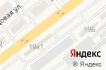Схема проезда до компании ОЙЛ-МАРКЕТ в Уфе