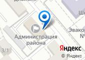 Администрация Демского района городского округа г. Уфа на карте