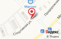 Схема проезда до компании Ирина в Миловке
