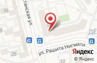 Схема проезда до компании Семинар Тайм в Александровке