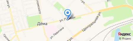 Ортопедия для всех на карте Уфы