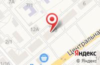 Схема проезда до компании BEAUTY в Ивняках
